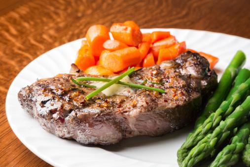 Herb Sauce「Big Rib Eye Steak」:スマホ壁紙(13)