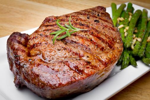 Herb Sauce「Big Rib Eye Beef Steak」:スマホ壁紙(11)