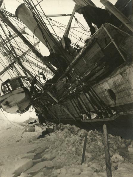 Endurance「The Port Side Of The Ship Endurance」:写真・画像(18)[壁紙.com]