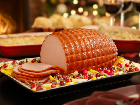 Bush Bean「Christmas Ham」:スマホ壁紙(0)