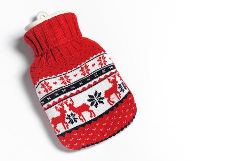 Wool「Christmas hot water bottle」:スマホ壁紙(11)