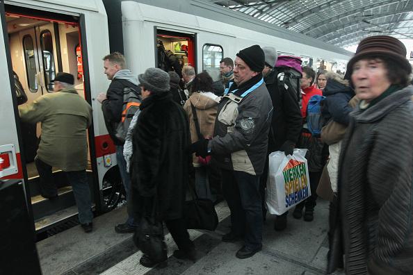 Passenger「Winter Hits Germany」:写真・画像(5)[壁紙.com]