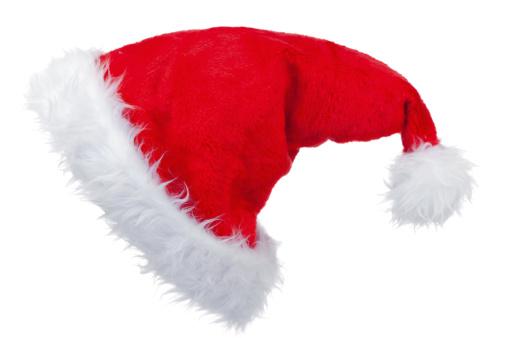 ベロア「Christmas hat」:スマホ壁紙(11)