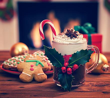 Star Anise「Christmas Hot Chocolate」:スマホ壁紙(3)