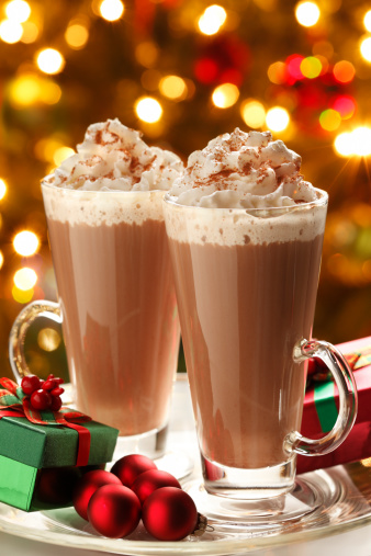 Two Objects「Christmas Hot Chocolate」:スマホ壁紙(16)