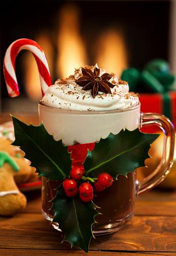 Star Anise「Christmas Hot Chocolate」:スマホ壁紙(4)