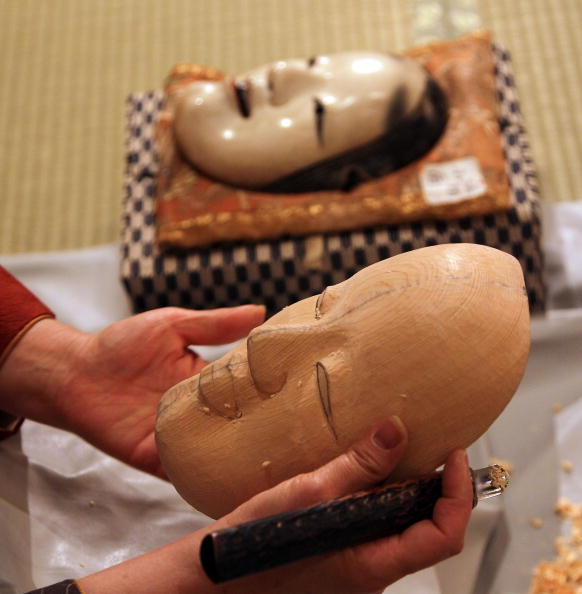 Mask - Disguise「Kyoto City Promotes Its Traditional Cultures In Tokyo」:写真・画像(13)[壁紙.com]