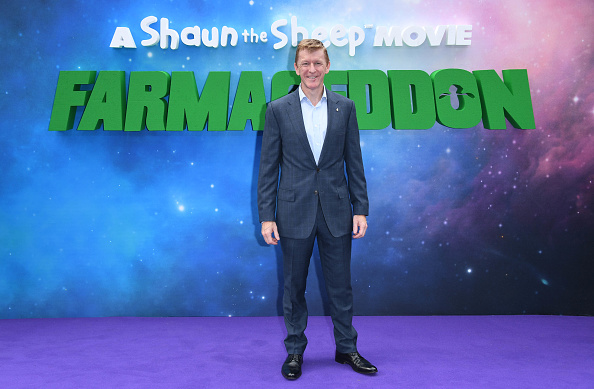 "Timothy Peake「""Shaun The Sheep Movie: Farmageddon"" UK Premiere - Arrivals」:写真・画像(1)[壁紙.com]"