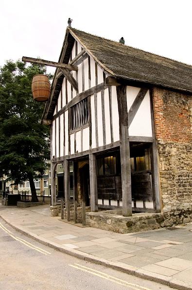 Retail Occupation「Medieval Merchant's House, 58 French Street, Southampton, Hampshire, 2007」:写真・画像(11)[壁紙.com]