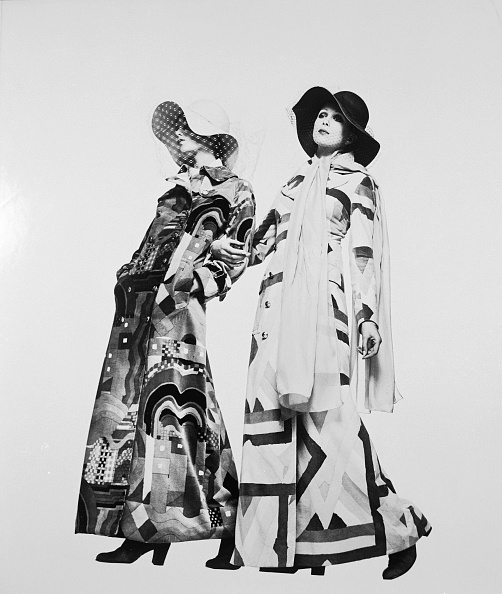 Vogue Magazine「70s Fashions」:写真・画像(8)[壁紙.com]