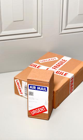 Efficiency「Postal deliveries left on doorstep」:スマホ壁紙(14)