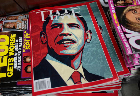 Time「Time Magazine Names Obama Its Person Of The Year」:写真・画像(3)[壁紙.com]