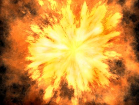 Fireball「3D explosion」:スマホ壁紙(18)