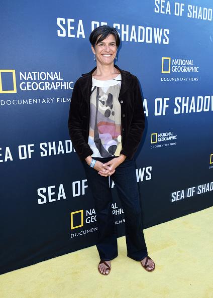 "Blue Pants「National Geographic Documentary Films' ""SEA OF SHADOWS"" Los Angeles Premiere」:写真・画像(2)[壁紙.com]"