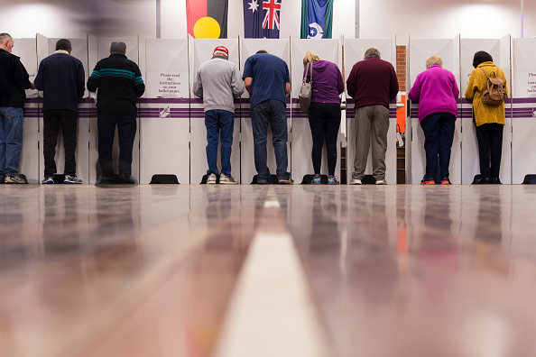 Australia「Australians Head To The Polls To Vote In 2016 Federal Election」:写真・画像(5)[壁紙.com]