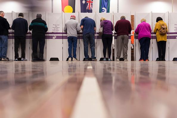 オーストラリア「Australians Head To The Polls To Vote In 2016 Federal Election」:写真・画像(5)[壁紙.com]