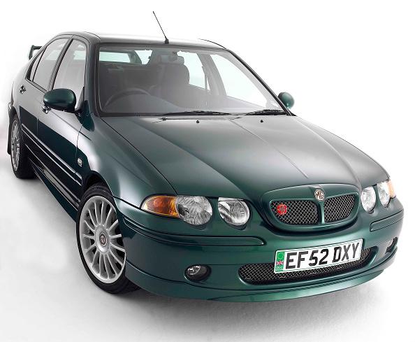 Finance and Economy「2002 MG ZS V6」:写真・画像(7)[壁紙.com]