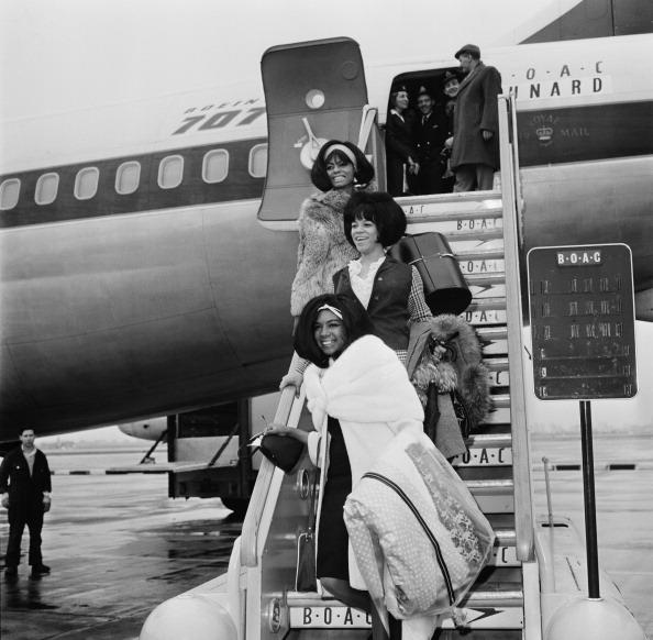 Arrival「The Supremes Arrive In London」:写真・画像(5)[壁紙.com]