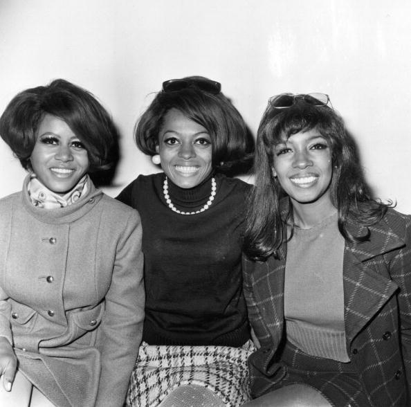 R&B「The Supremes」:写真・画像(10)[壁紙.com]