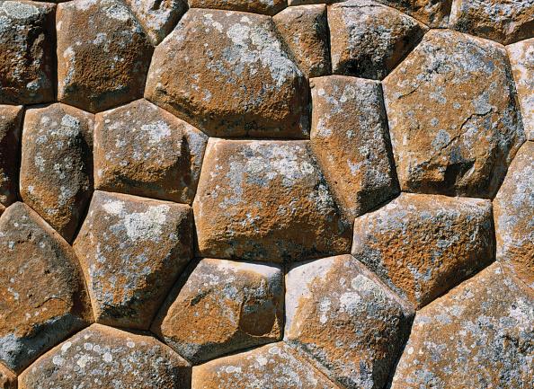 Durability「Stone masonry (wall of Inca ruins of Limatampu), Peru」:写真・画像(11)[壁紙.com]