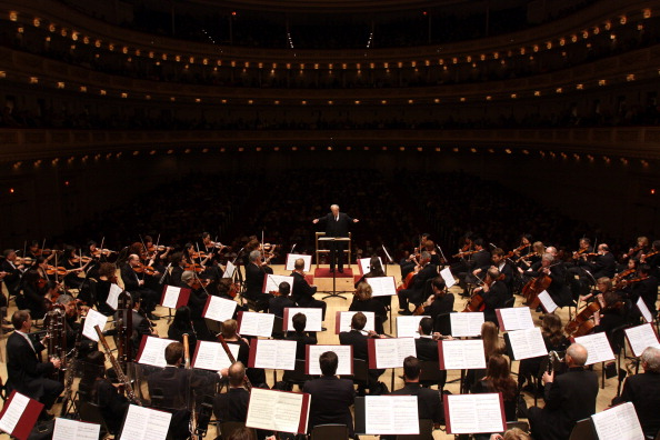 Carnegie Hall「The Wooden Prince」:写真・画像(10)[壁紙.com]