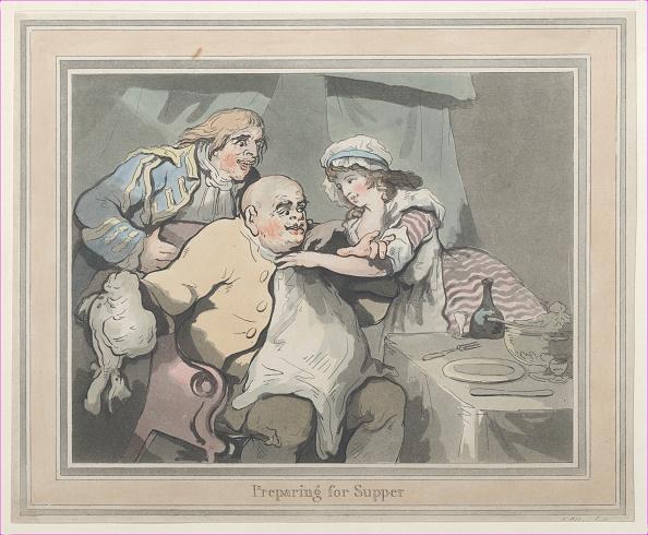 Napkin「Preparing For Supper」:写真・画像(17)[壁紙.com]
