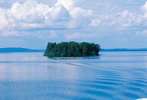 Finland「Finland, Pielinen Lake」:スマホ壁紙(11)