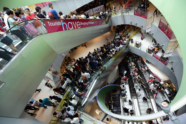 Crowd「Population Debate In Singapore Fueled By Government White Paper」:写真・画像(0)[壁紙.com]
