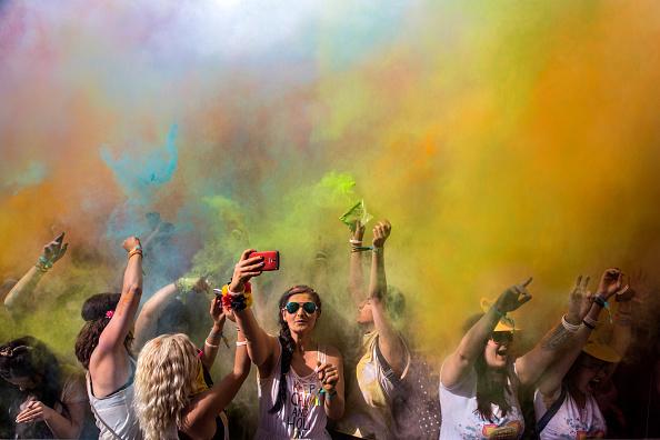 お祭り「Holi Festival Of Colours London」:写真・画像(0)[壁紙.com]
