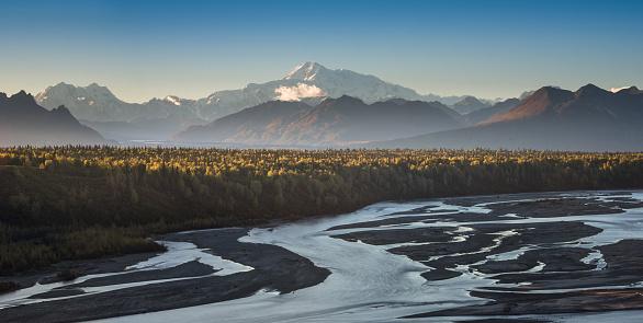 Alaska Range「Denali Mountain」:スマホ壁紙(0)