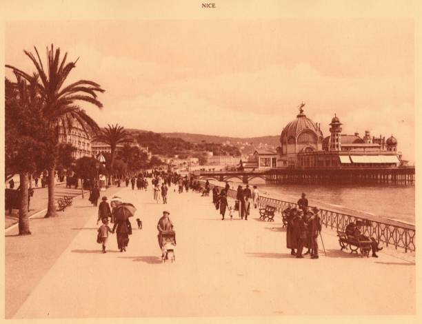 Promenade Des Anglais And The Jetty Palace:ニュース(壁紙.com)