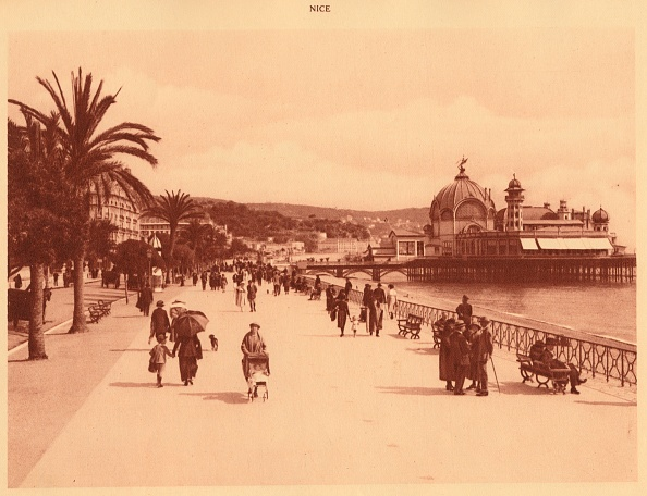 Nice - France「Promenade Des Anglais And The Jetty Palace」:写真・画像(14)[壁紙.com]