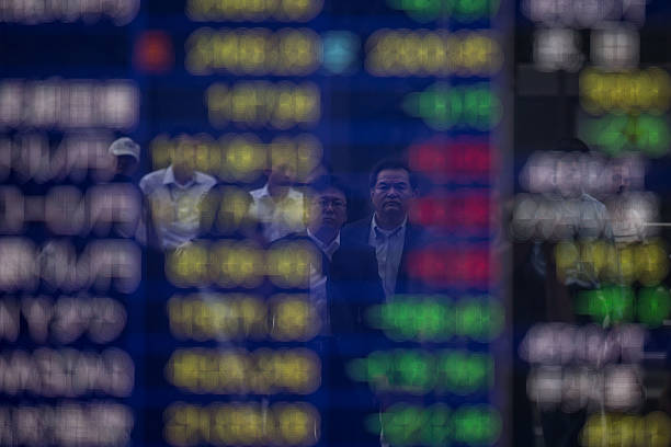 Asian Markets Continue To Fall on Fears Of China Slowdown:ニュース(壁紙.com)