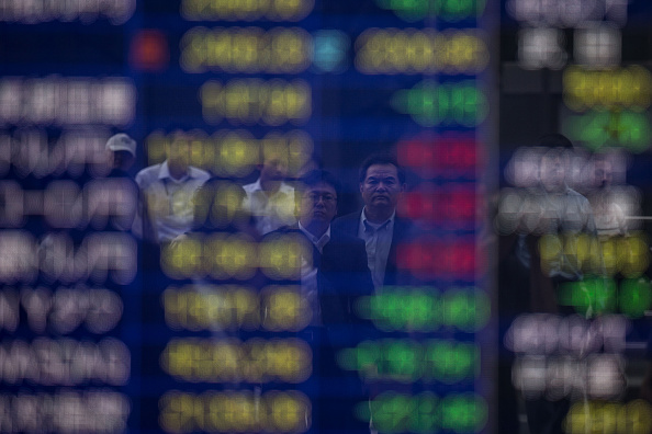 Economy「Asian Markets Continue To Fall on Fears Of China Slowdown」:写真・画像(1)[壁紙.com]