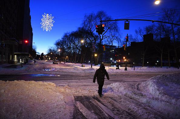 2016 Winter Storm Jonas「Huge Snow Storm Slams Into Mid-Atlantic States」:写真・画像(7)[壁紙.com]