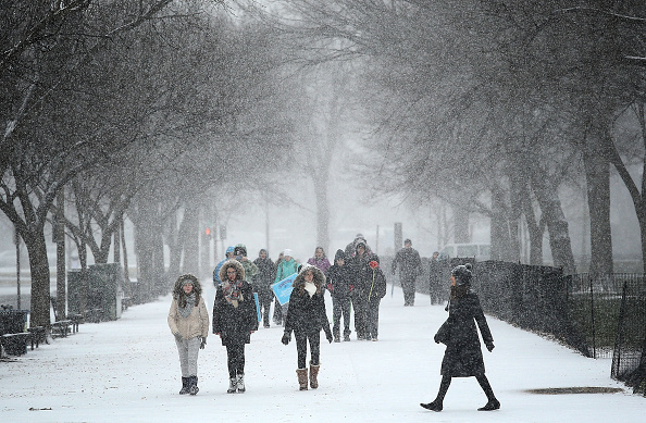2016 Winter Storm Jonas「Mid Atlantic States Prepare For Large Snow Storm」:写真・画像(13)[壁紙.com]