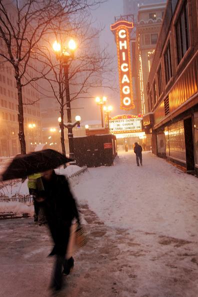 雪「Midwest And East Coast Hit With Major Snowstorm」:写真・画像(10)[壁紙.com]