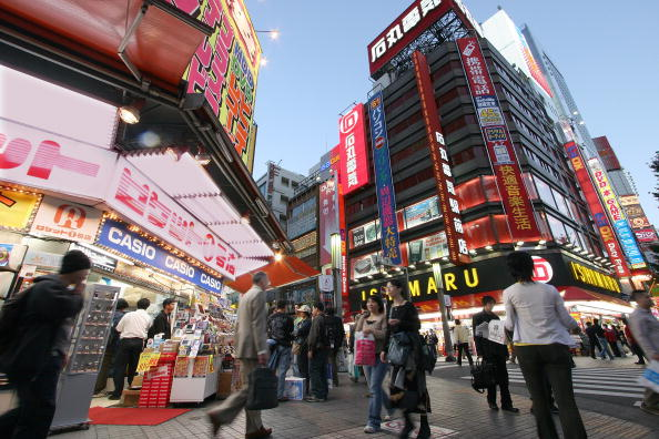 東京「Spa Services 'Maid' To Order In Akihabara」:写真・画像(18)[壁紙.com]