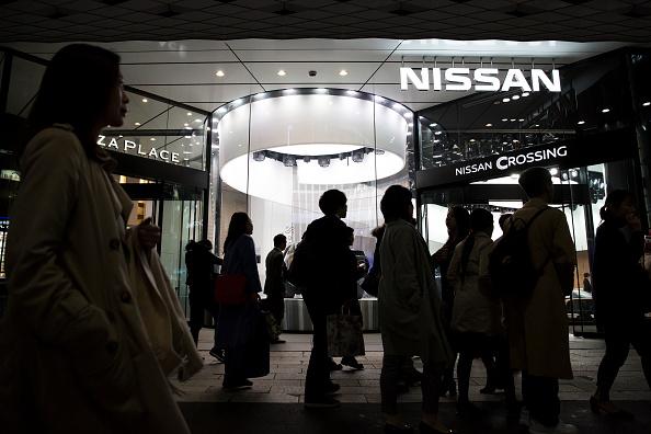 Showroom「Nissan's Chairman Carlos Ghosn Under Arrest In Tokyo」:写真・画像(13)[壁紙.com]