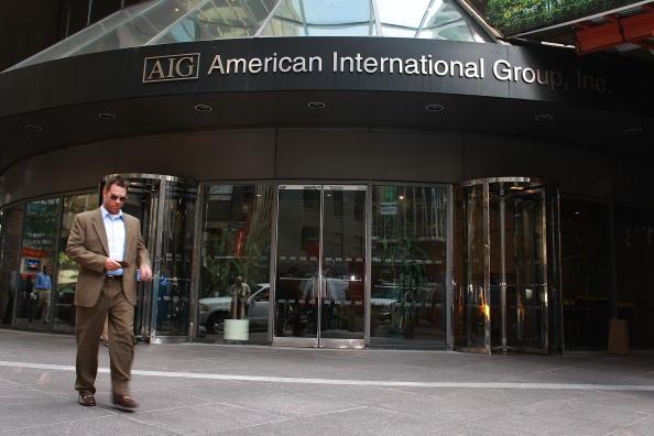 AIG「Fed Bails Out AIG With $85 Billion Emergency Loan」:写真・画像(4)[壁紙.com]