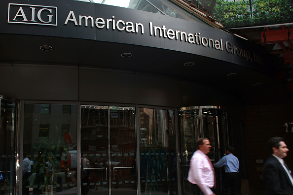 AIG「Fed Bails Out AIG With $85 Billion Emergency Loan」:写真・画像(7)[壁紙.com]