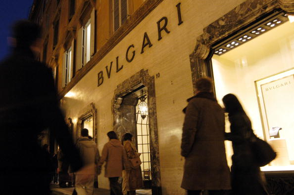 Bulgari「Luxury Fashion Stores In Rome」:写真・画像(4)[壁紙.com]