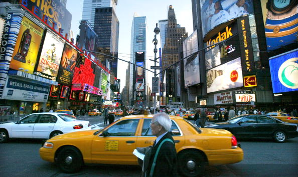 Street「Times Square Turns 100」:写真・画像(9)[壁紙.com]