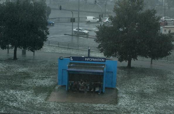 Torrential Rain「Storms Hit Melbourne」:写真・画像(14)[壁紙.com]