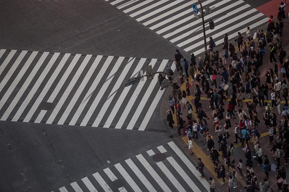 Waiting「Daily Life In Shibuya」:写真・画像(13)[壁紙.com]