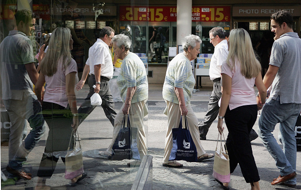Wiesbaden「Germany Faces Aging Population」:写真・画像(8)[壁紙.com]