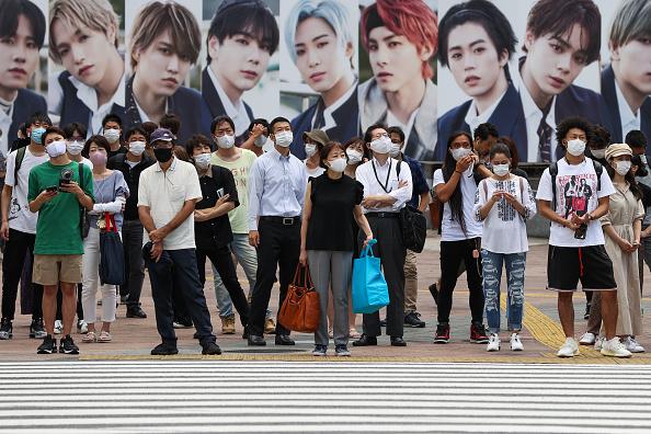 Tokyo - Japan「Japan Impose Restrictions As Coronavirus Cases Rise」:写真・画像(18)[壁紙.com]