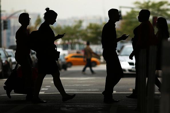 Street「Pedestrian Fatalities On The Rise In New York City」:写真・画像(8)[壁紙.com]
