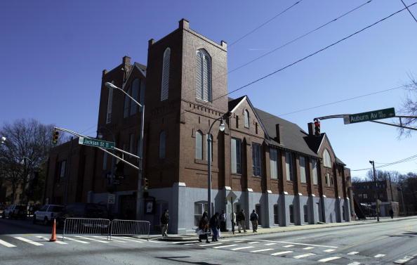Baptist「MLK Widow Coretta Scott King Dies At 78」:写真・画像(0)[壁紙.com]
