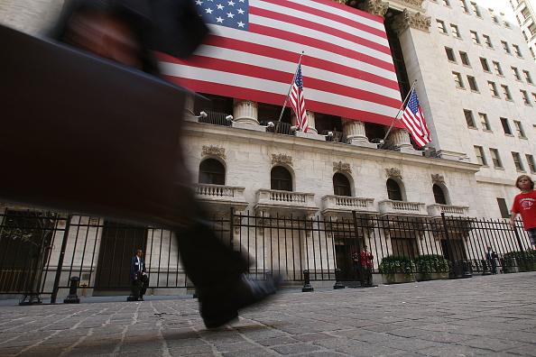 USA「Wall Street Reels As Major Financial Companies Face Crisis」:写真・画像(19)[壁紙.com]